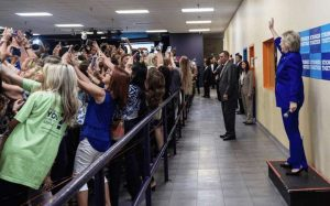 Hillary and the social media generation