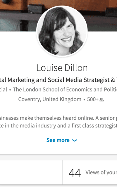 New LinkedIn Layout – The Good, The Bad and the Annoying