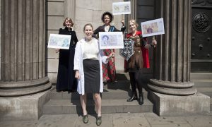 Jane Austen tenner fancy dress